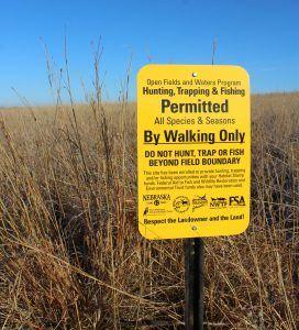 Open Fields and Waters Program seeking new enrollments