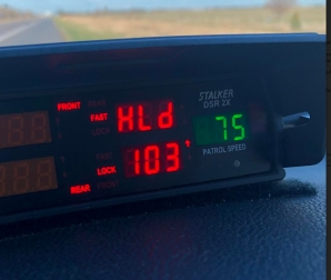 Troopers Cite 100 Speeders for 100 MPH in 35 Days
