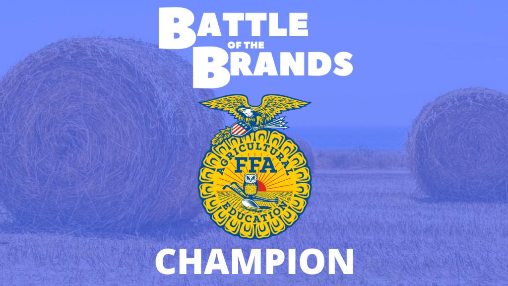 Battle of the Brands Winner Announced!