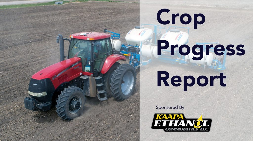 AUDIO: KAPPA Ethanol Crop Progress Report For The Week Of 5-11
