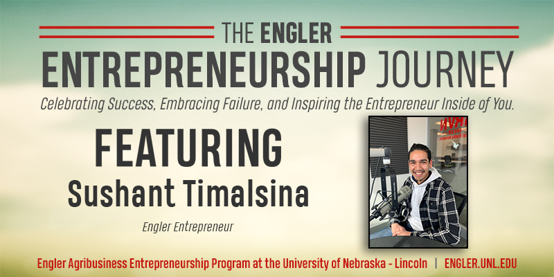 The Engler Journey: Sushant Timalsina