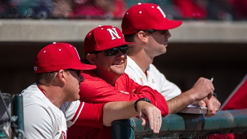 Huskers Add Pair of Junior College Pitchers