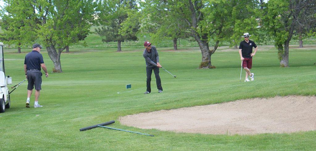 CSC Golf Classic canceled