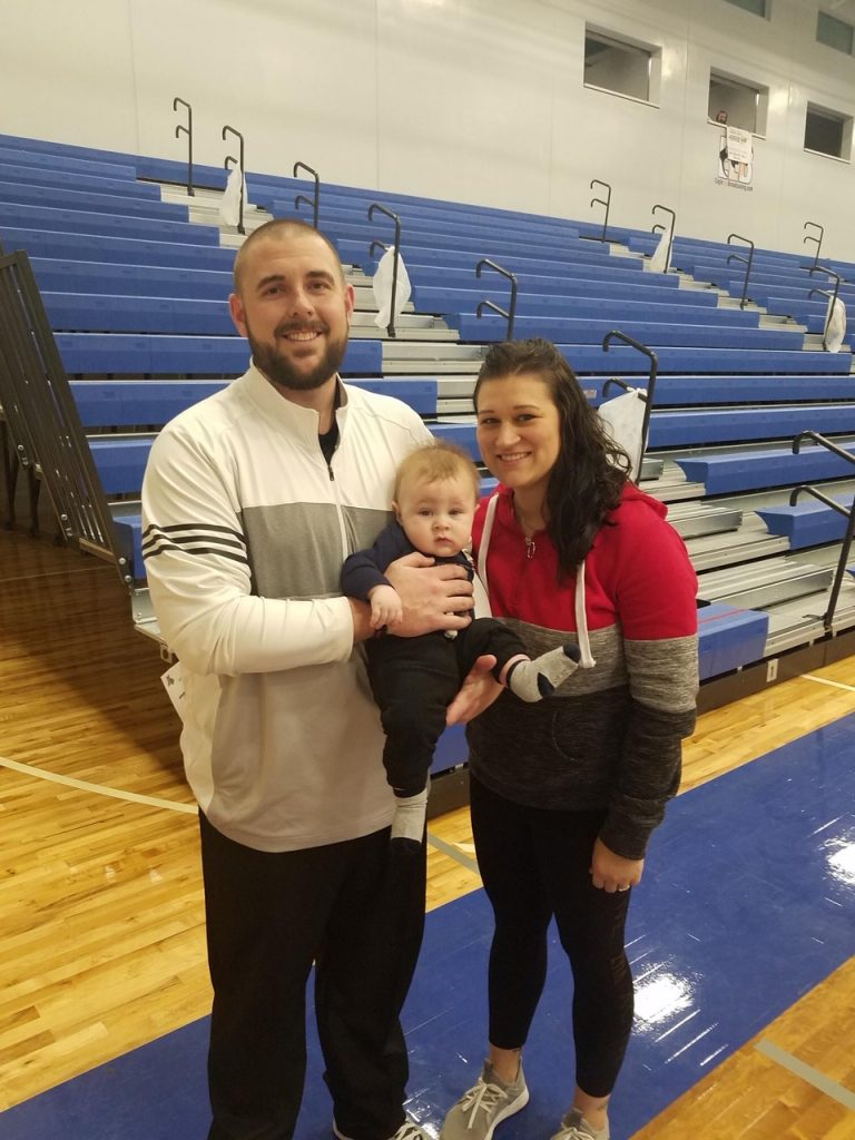 (Audio) Sean Sterkel comes home to take over Bridgeport boys basketball