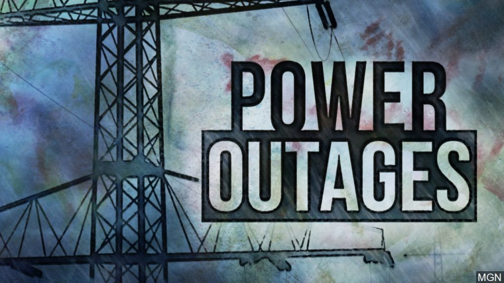 Widespread Power Outage Affects Gering for Several Hours Wednesday