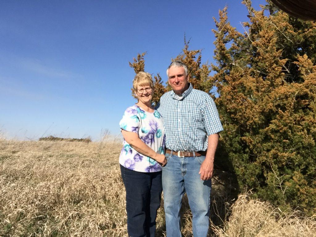 Burt County Couple Receive Nebraska Leopold Conservation Award