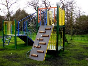 (AUDIO) West Point Playgrounds are Closed