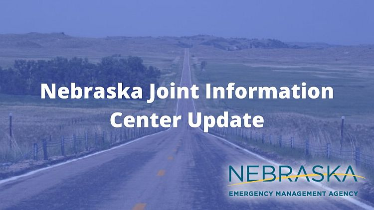Nebraska Joint Information Center Update for Tuesday May 26, 2020