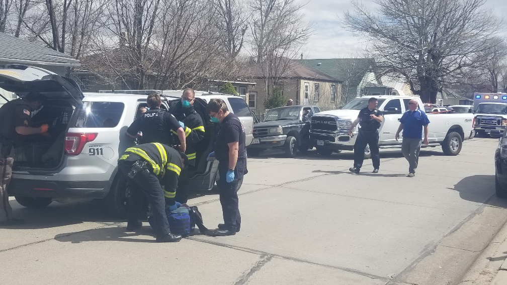 Two Arrested Following Pursuit in Scottsbluff Tuesday that Started with Robbery Investigation