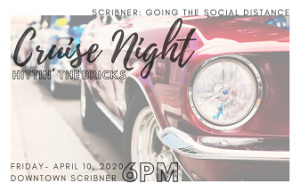 (AUDIO) Cruise Night Event being held in Scribner Friday