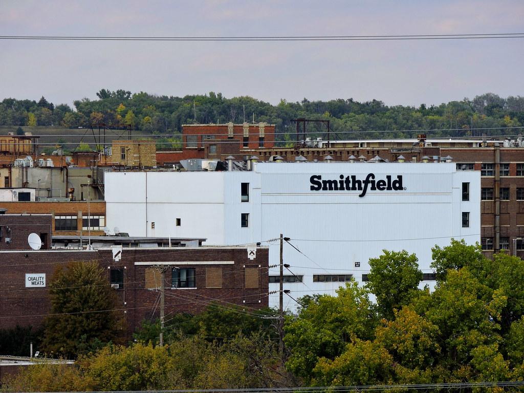 Smithfield closes South Dakota pork plant due to coronavirus