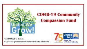 United Way Of Western Nebraska Launches COVID-19 Community Compassion Fund