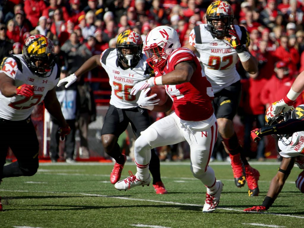 Former Husker Newby enlists to serve country