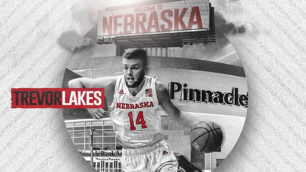 Huskers announce signing of Trevor Lakes