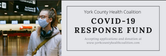 York County Health Coalition announces development of COVID-19 Pandemic Response Fund