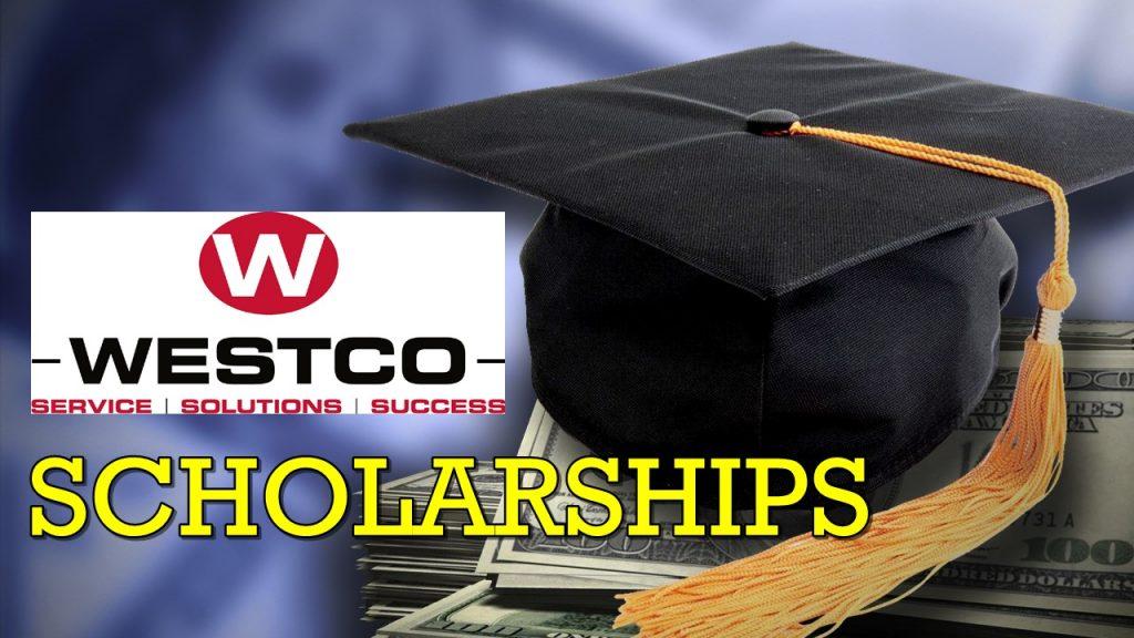 Westco Awards 2020 Scholarships