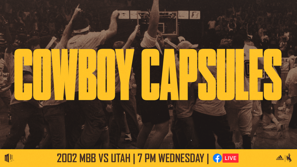 This week's Cowboy Capsule features 2002 MW Conference Championship clinching game vs. Utah