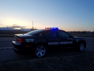 NSP Arrests One Following Pursuit of Stolen Pickup East of Scottsbluff