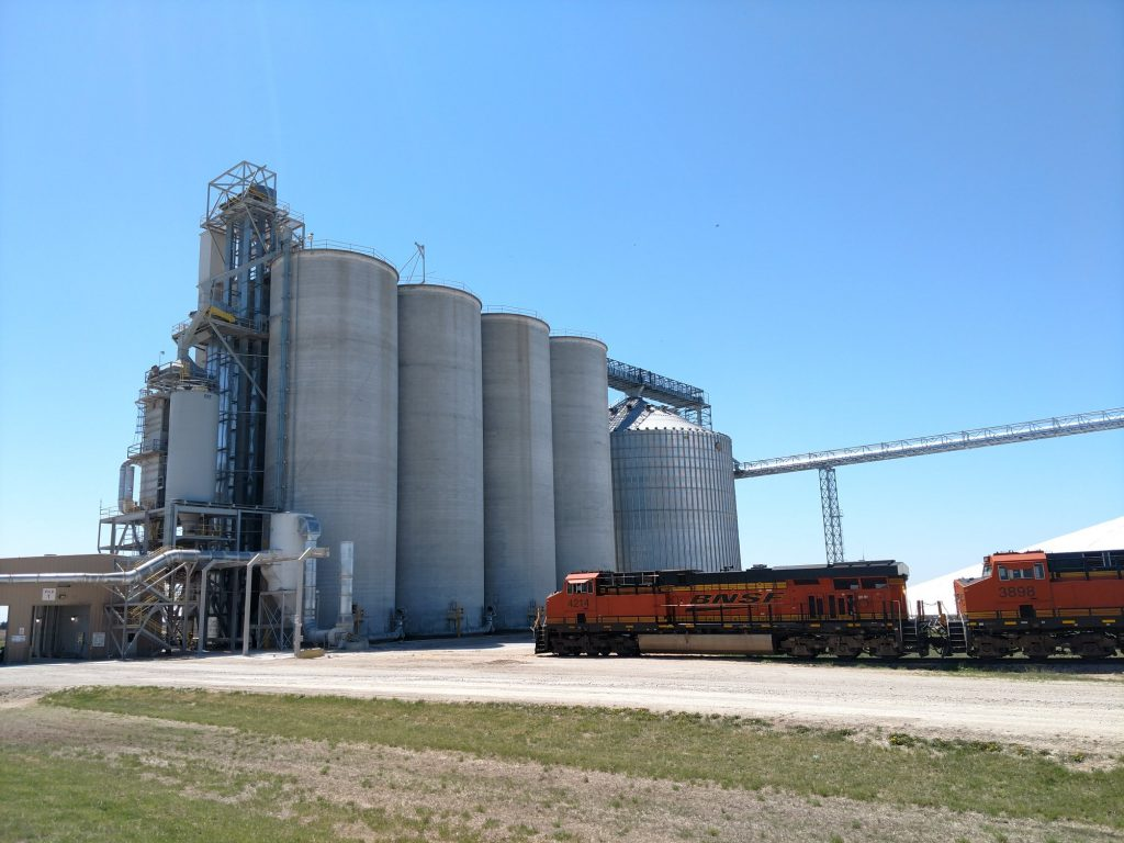 CPI to construct 750,000 bushel bin at Fairmont site