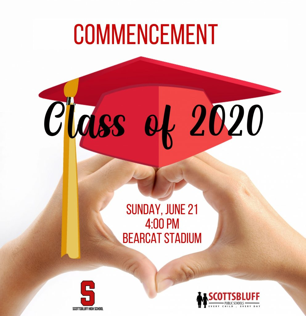 SHS Graduation Ceremonies Set for June 21