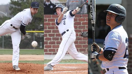Garcia, Little, Sautel each earn CoSIDA All-District honors