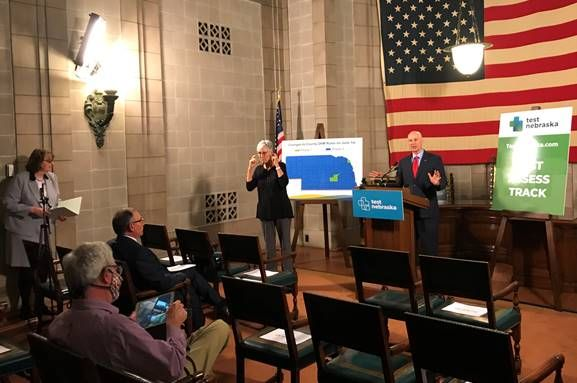 Gov. Ricketts Issues Executive Order Temporarily Waiving In-Person Driver's License Renewal Requirements for Older Nebraskans