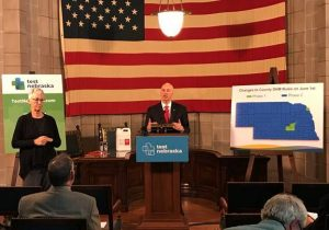 Gov. Ricketts Announces New Directed Health Measures for June