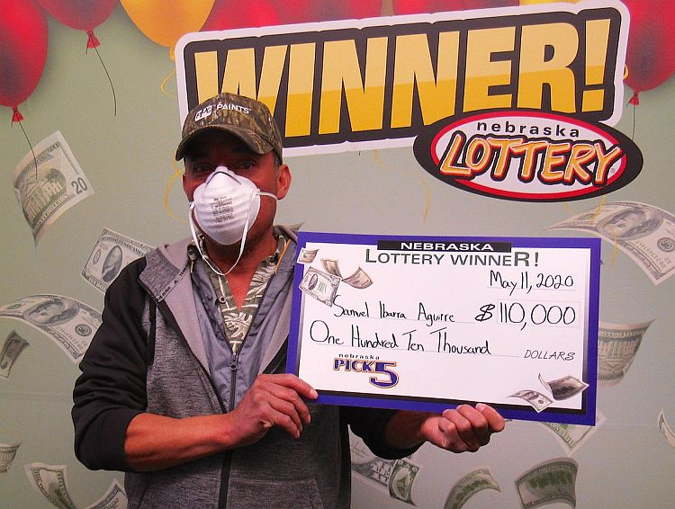Lexington Man Wins $110,000 Playing Nebraska Pick 5