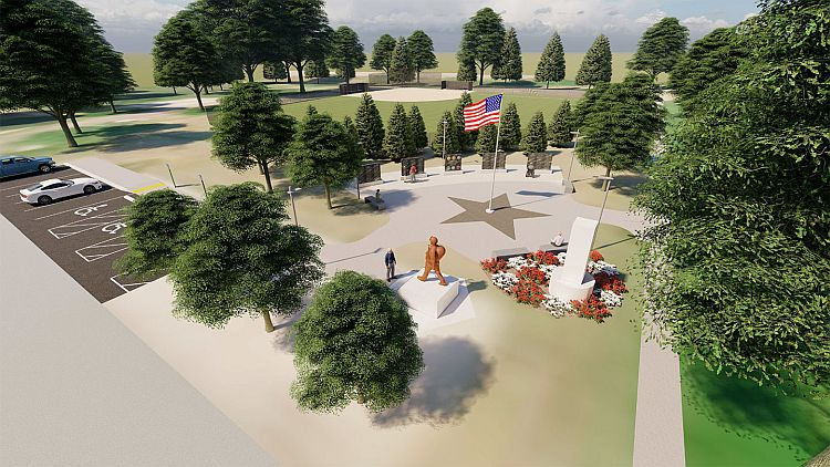 PCDC Launches Website for Veterans Memorial Project