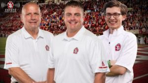 (Audio) Thayer To Call South Dakota Football & Basketball