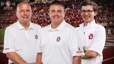 (Audio) Thayer To Call South Dakota Football & Basketball