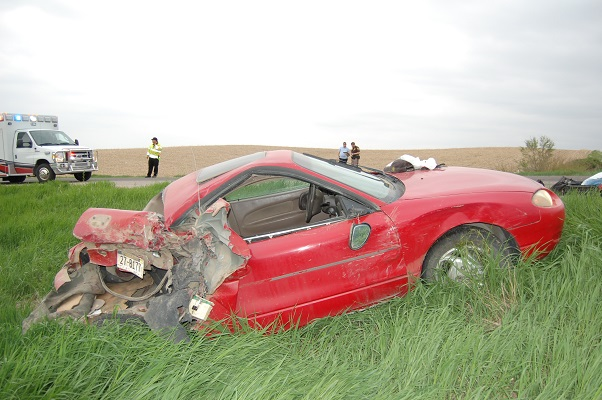 Injury Accident near Pilger on Hwy 275