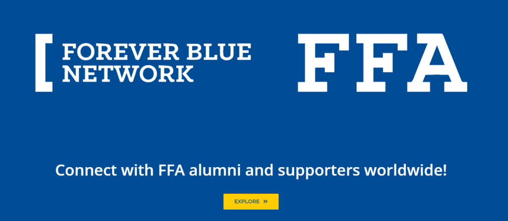 National FFA Launches Online Social Network for Alumni, Supporters