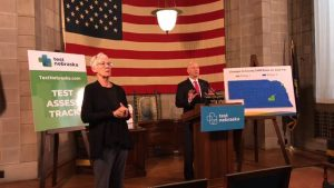 Ricketts Announces Looser Restrictions During Thursday COVID-19 Media Briefing