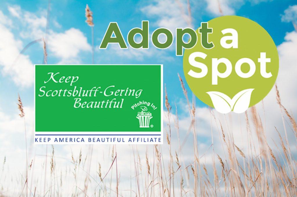 Keep Scottsbluff Gering Beautiful Adopt-A-Spot Mini-Grant Program