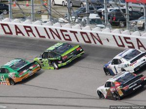 (Listen) NASCAR returns Sunday