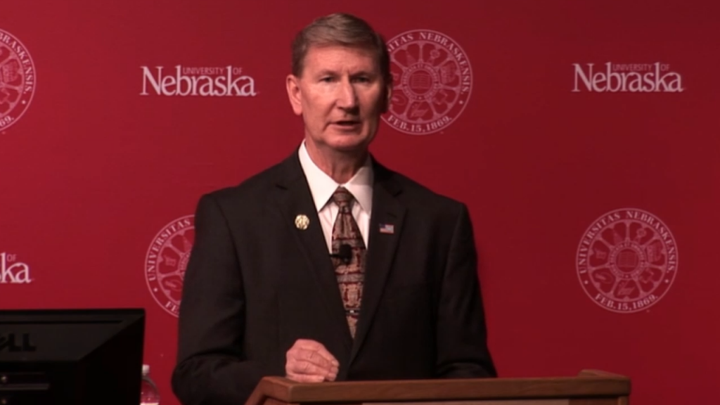 President Ted Carter Announces Two-Year University of Nebraska Tuition Freeze