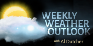 Weekly Weather Outlook- Will May Bring Showers?