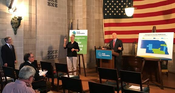 "Gov. Ricketts Reviews Newest Directed Health Measures, Proclaims May as ""Beef Month"" in Nebraska"