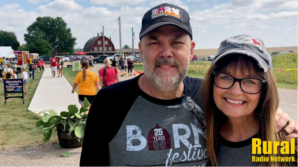 (VIDEO) Hastings Barn Festival Owner Launches Barn Market for Local Businesses