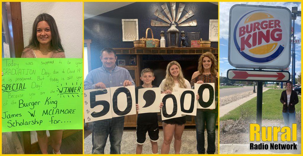 Rural Nebraskan Wins $50,000 from Burger King | Friday Five | May 15, 2020