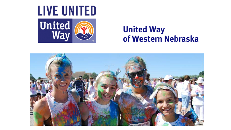 United Way of Western Nebraska Cancels 2020 Color Dash Fundraiser