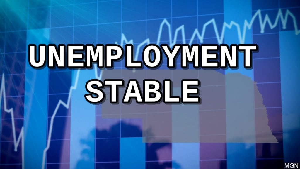 Nebraska Unemployment Claims Stable But Higher Than Normal