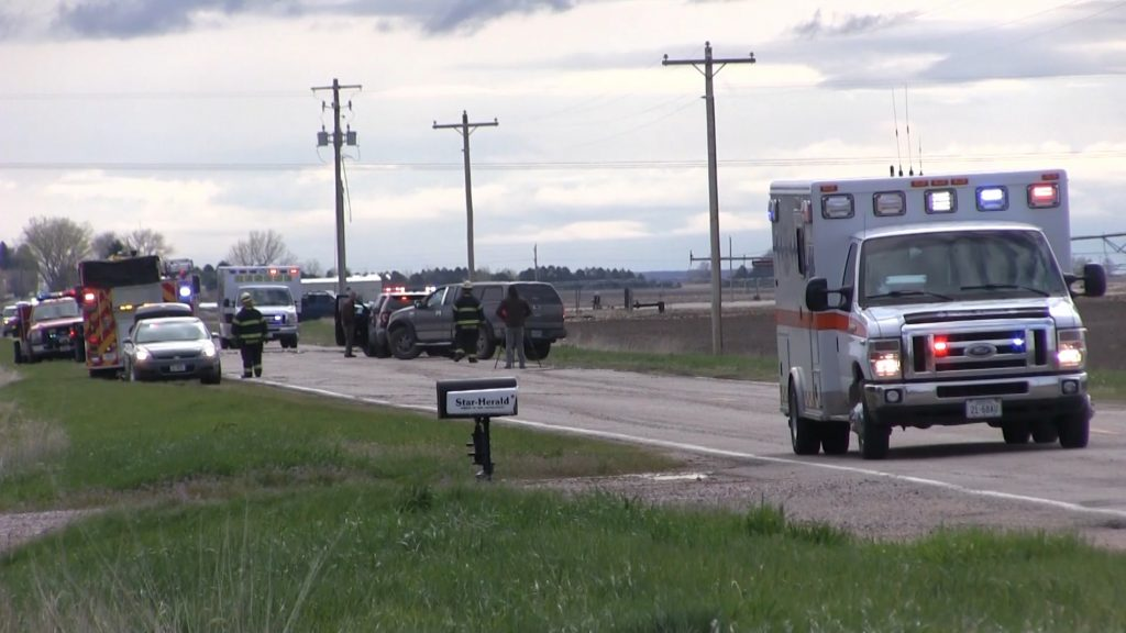 Saturday Morning Crash East of Scottsbluff Claims the Lives of Two Local Residents