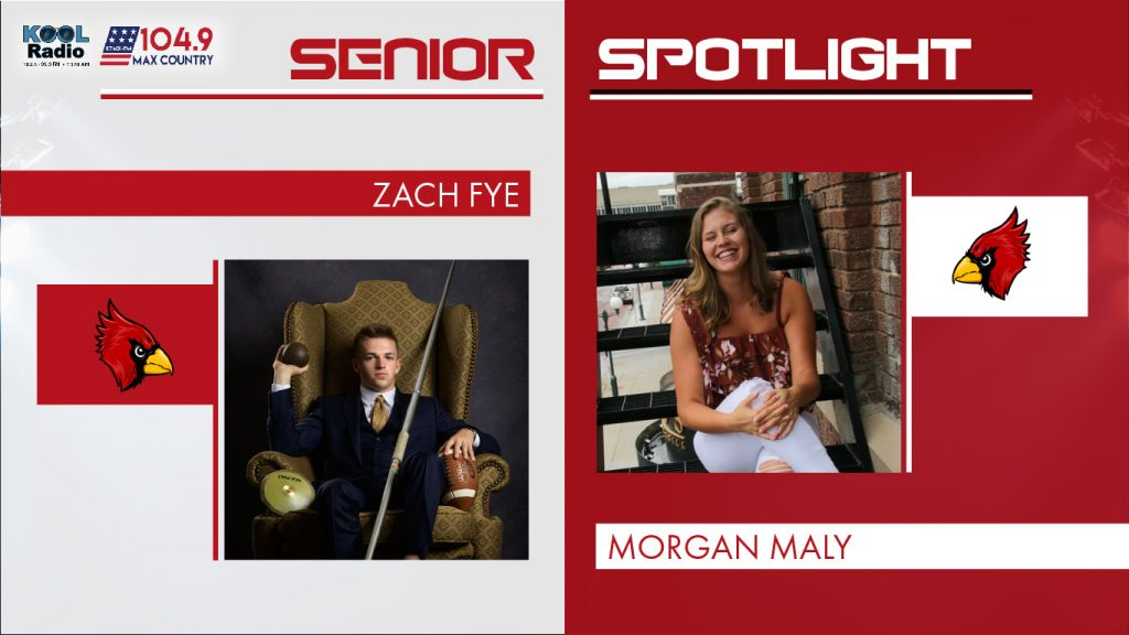 Max Country and KOOL Radio Senior Spotlight: Crete