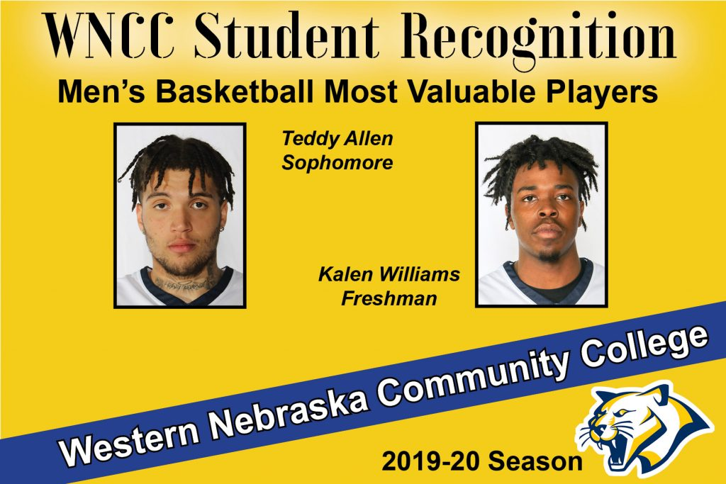 Allen, Williams, Morehouse, Valcheva tabbed WNCC basketball MVP's