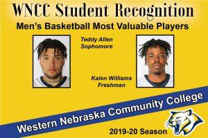 Allen, Williams, Morehouse, Valcheva tabbed WNCC basketball MVP's