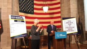 Ricketts Discusses Nebraska's COVID-19 Response During Tuesday Media Briefing