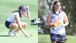 Sears, Placke named to All-GPAC golf team