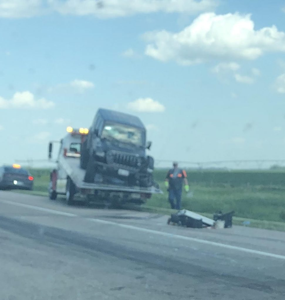 I-80 Accident in York County Results in Injuries for Two Individuals Involved